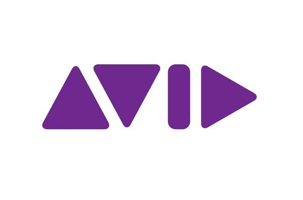 Avid logo design by The Brand Union #logo