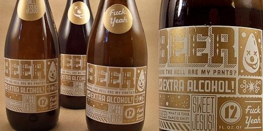 Beer - TheDieline.com - Package Design Blog #beer