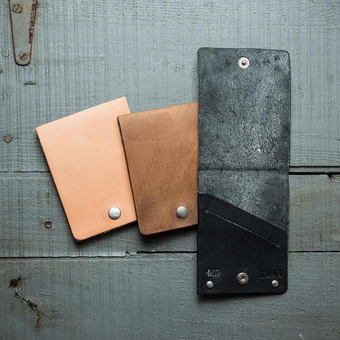 Jasper Card Wallet #leather #wallet