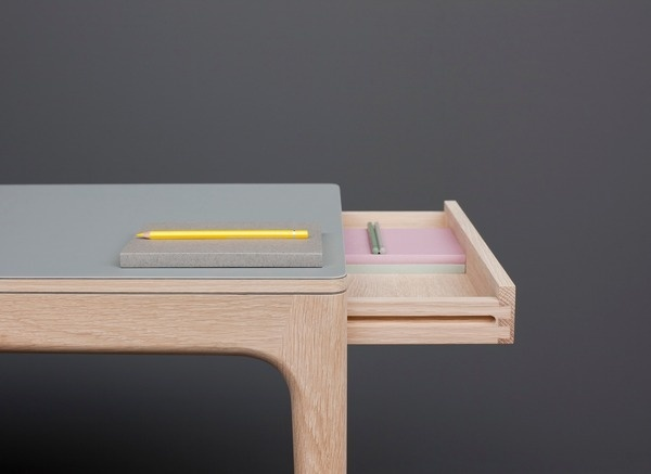 Derek Welsh Studio by Graphical House #wood #table #product