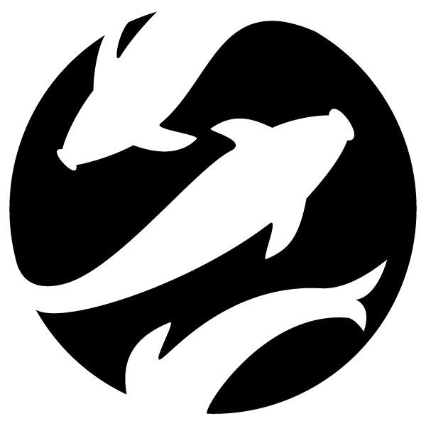Dolphin Logo #logo #identity #german