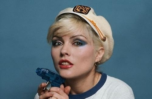 Debbie Harry (Blondie) | Flickr - Photo Sharing! #photography