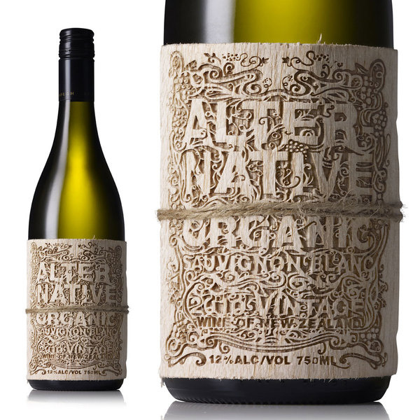Absolutely beautiful, ornate, laser cut wine bottle label #cut #bottle #packaging #laser #wine