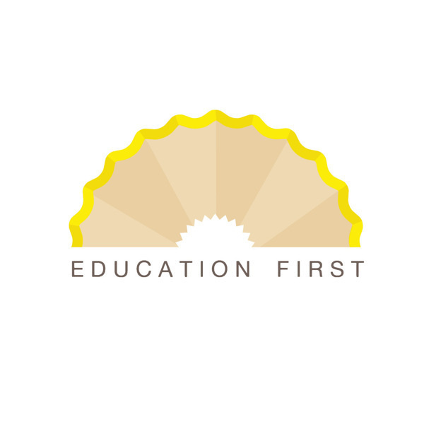 Logos on Behance #sun #education