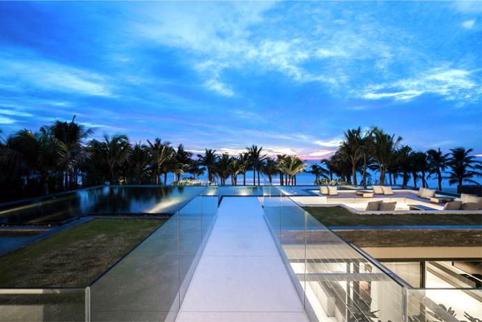 Exotic Luxury Naman Villa in Vietnam - #architecture, #house, #home, home, architecture