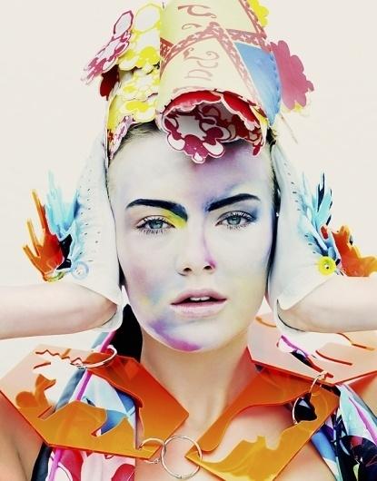 Emma Lundgren - Fashion & Textile Design #folklore #lundgren #multicolor #emma #fashion #ethnic
