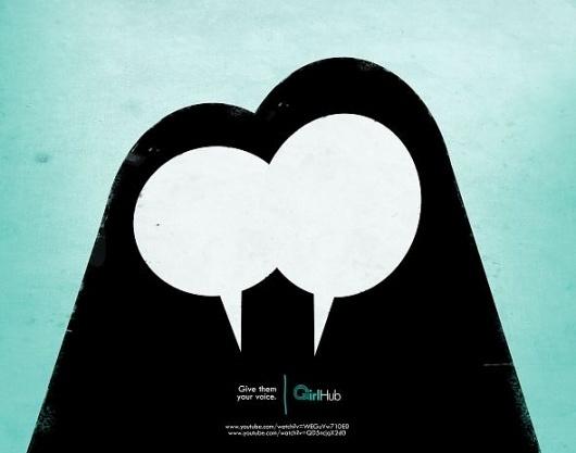 GirlHub: Aisha & Amina | Ads of the World™ #public #africa #girlhub #nigeria #interes