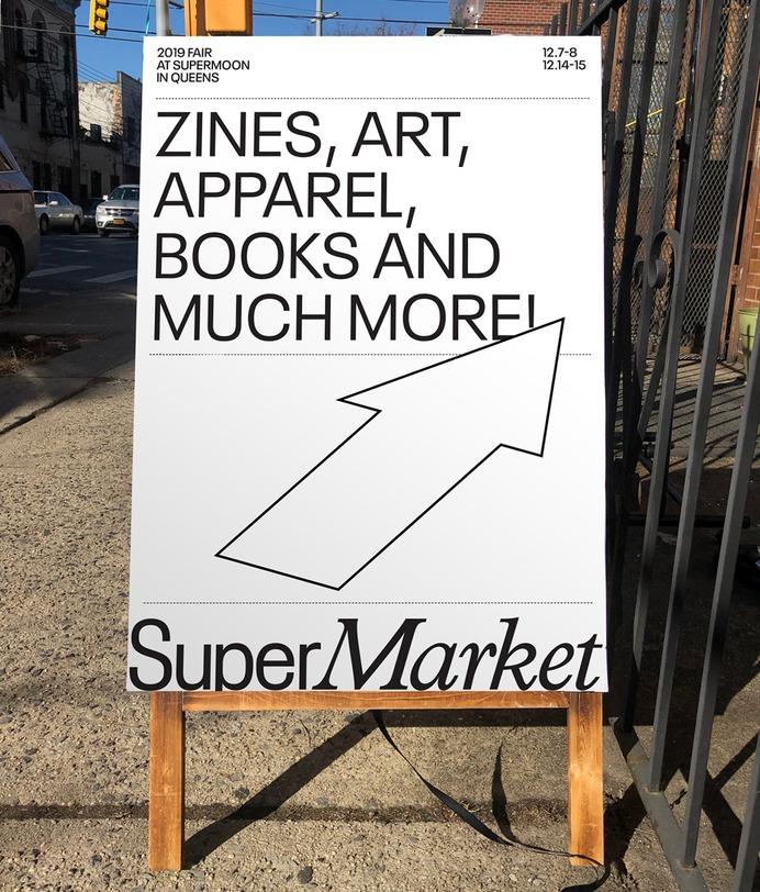 Supermarket Art Fair