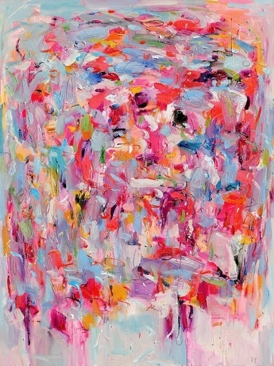 e s t h e r #abstract #colour #art #acrylic