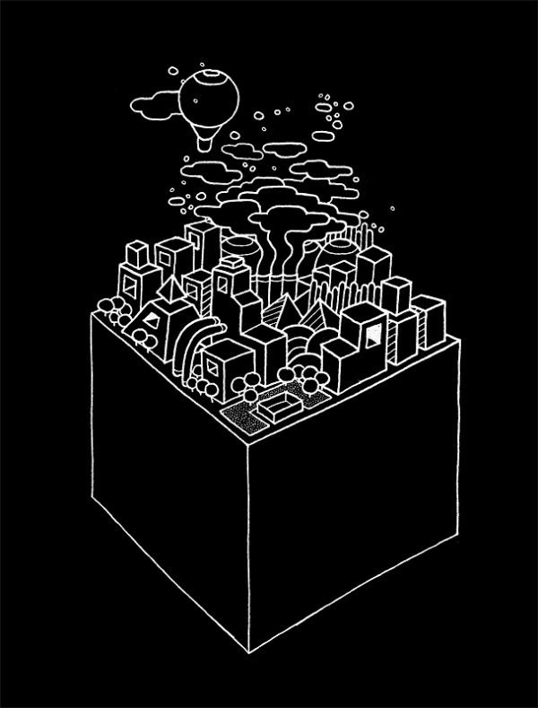 make something cool everyday - DesignersTalk #city