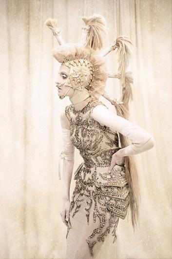 Wonderful fashion photos by Tina Patni - ego-alterego.com #fashion #tina #dubai #patni