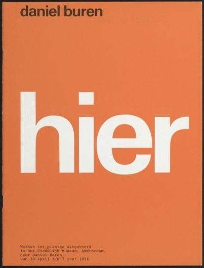 Wim Crouwel Poster Archive #poster #crouwel #1970s #wim