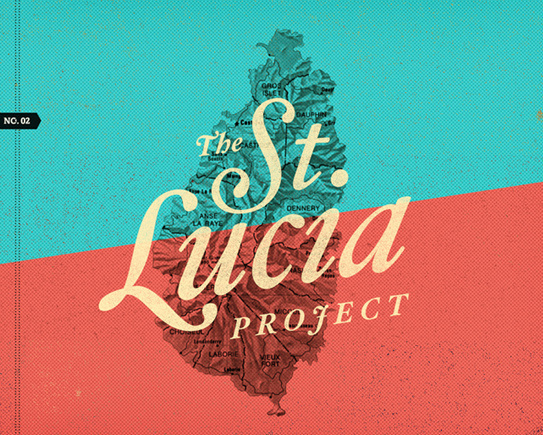 Charity Logo Concept 2 #logo #st #lucia