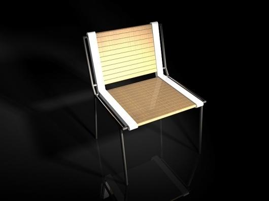 Francesco Vetica | Designer | Chair #chair #design #product #wood #industrial #aluminium