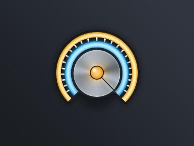 Ui mixer knob #switch #ui #on #full #music #audio #knob #mixer #control