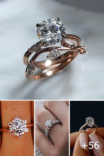 Every single ring of these beautifully handcrafted works of art will make her heart melt.