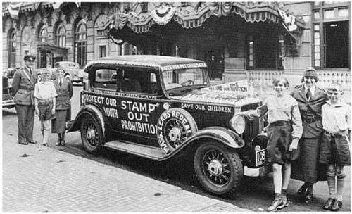 Cannabis Study House カナビス・ニュース | 子供を守れ! ドラッグを合法化せよ #beer #car #vintage #prohibition