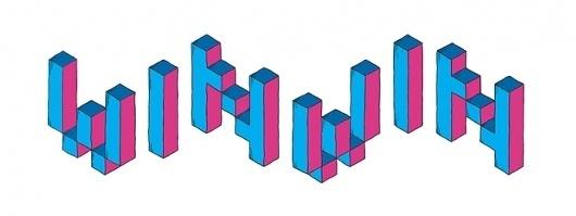 Anna Magnussen Graphic Design #winwin #lettering #grid #square #typo #typography
