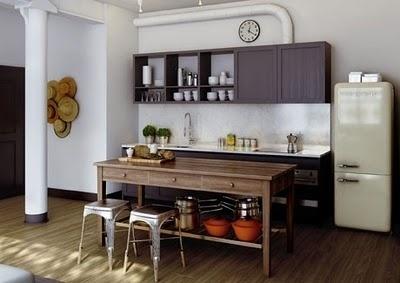 Tant Johanna #interior #kitchen #design #decoration