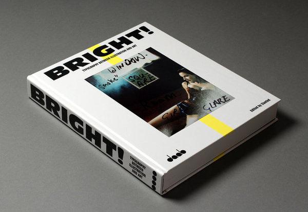 Shop BRIGHT! – Typography between Illustration and Art | Slanted Typo Weblog und Magazin #editorial #bright #book #typography
