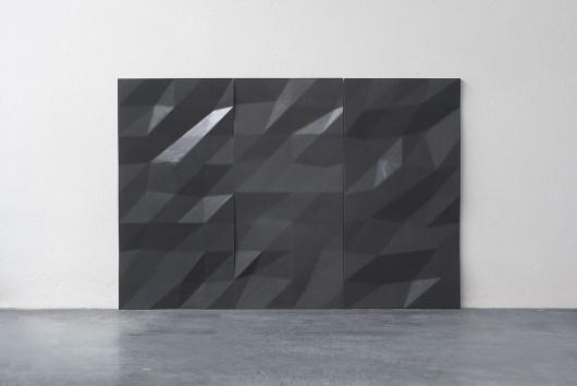 PL IV / Andreas Nicolas Fischer #sculpture #light #black