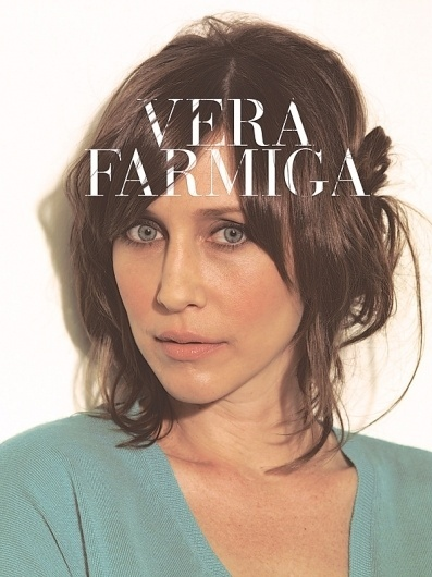 Jesse Penico | Graphic Designer #hair #vera #farmiga #actress #typography