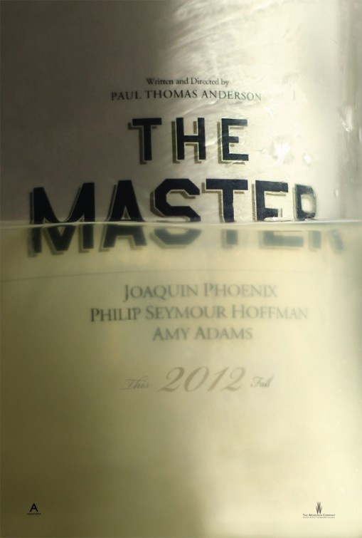 The Master #movie #poster