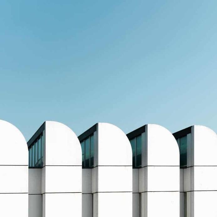 Minimalist Architecture Photography by Maik Lipp
