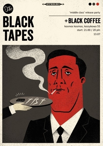 GigPosters.com - Black Tapes, The #poster