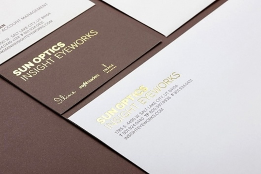 Lovely Stationery . Curating the very best of stationery design #hint #identity #foil #stationery