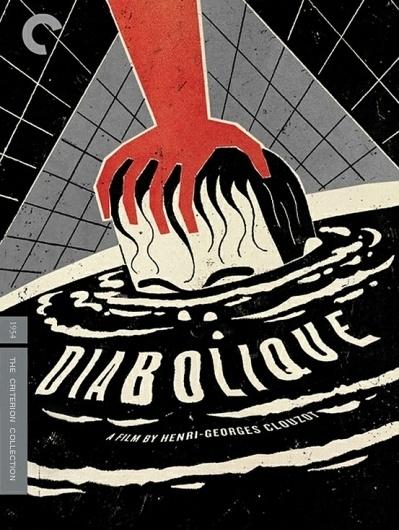 Design / The Diabolique, DVD, cover, design #dvd #design #the #cover #diabolique