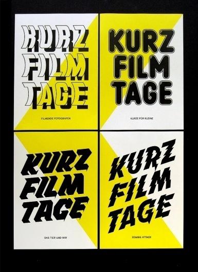 Grafik Design — Philipp Herrmann #type #flyer #design