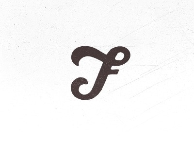 Dribbble - Another F by Travis Fleck #f #lettering #character #typography