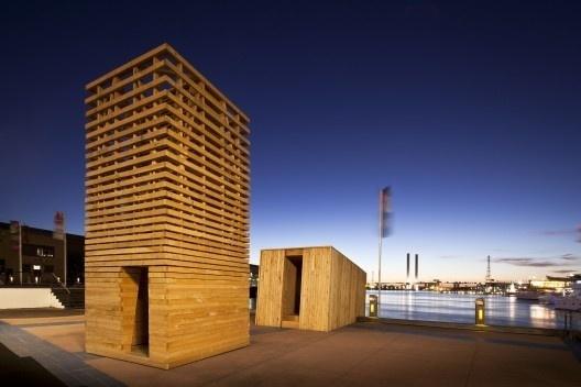 Sealight Pavilion (1) #pavilion #architecture