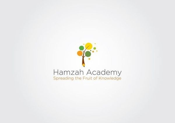 Private school logo #logo #design #arabic