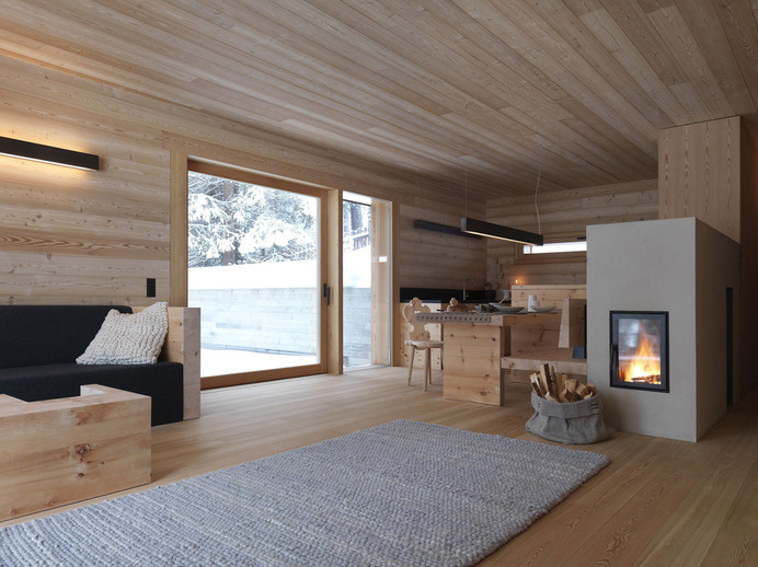 cozy-mountain-cabin-can-open-to-elements-5-kitchen.jpg #cabin #architecture #light #windows