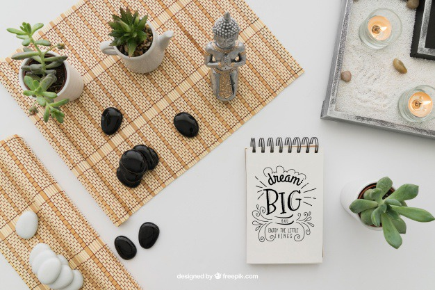 Wellness composition Free Psd. See more inspiration related to Mockup, Spa, Health, Cute, Yoga, Mock up, Plant, Decoration, Drawing, Cactus, Bamboo, Healthy, Decorative, Peace, Buddha, Mind, Balance, Relax, Pot, Meditation, Notepad, Wellness, Healthy lifestyle, Candles, Lifestyle, Up, Tablecloth, Stones, Relaxation, Composition, Mock, Peaceful and Inner on Freepik.