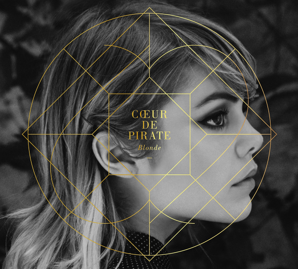 Blonde cover art