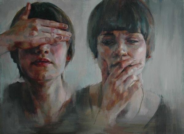 Shaun Ferguson | iGNANT #ferigison #shaun #painting