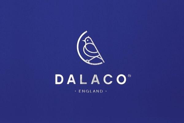 Dalaco xe2x80x94 Brand identity #logo #branding #dalaco