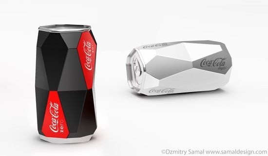 coca_cola_facet_design #coke #packaging #design #coca #product #cola