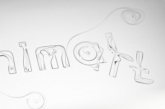 Minimal Art - Buzzsgraphics #thin #minimalism #illustration #elegant #minimal #poster #art #typography