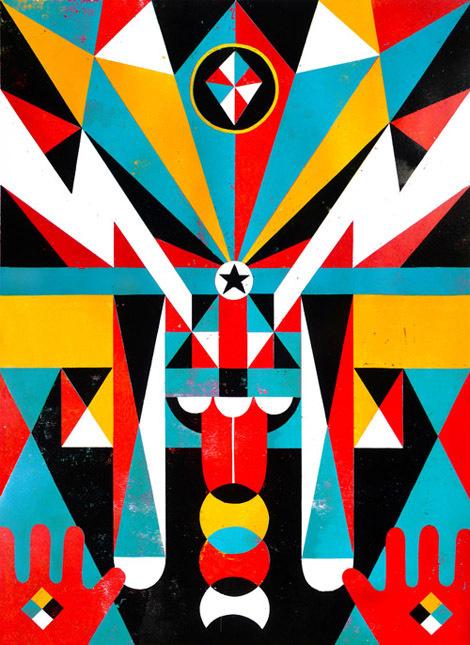 Untitled, by Roman Klonek #inspiration #creative #design #graphic #illustration #colorful