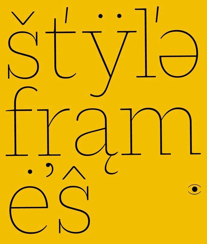 #styleframes © [ catrin mackowski ]