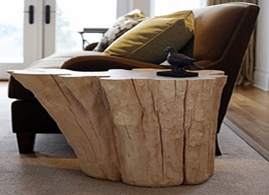 Olimpic Originals wooden table #table #tump #stump