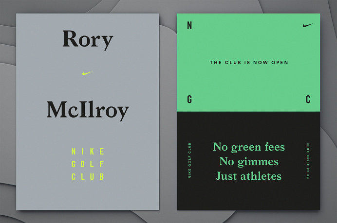 ad1a816e277 Best Archive Nike Golf Club Behance images on Designspiration