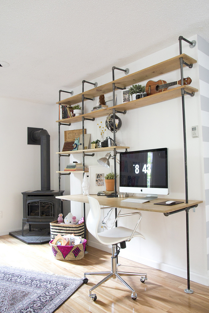 Family Room / Workspace