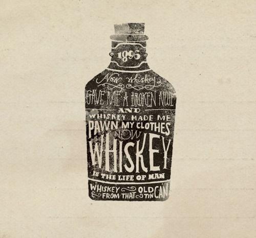 tumblr_lxhnmntu2H1r679ffo1_500.jpg (JPEG Image, 500×464 pixels) #calligraphy #old #whiskey #serif #jon #contino #made #hand #style #typography
