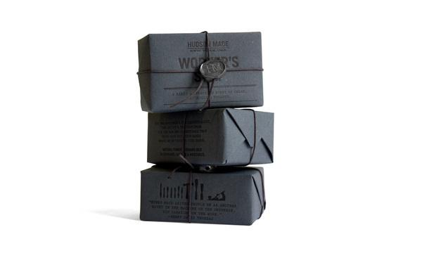 Hudson Made Packaging — Hovard Design #packaging