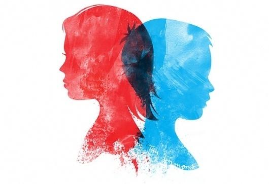 Forgotten-hopes #profile #album #design #graphic #silhouette #art #watercolor